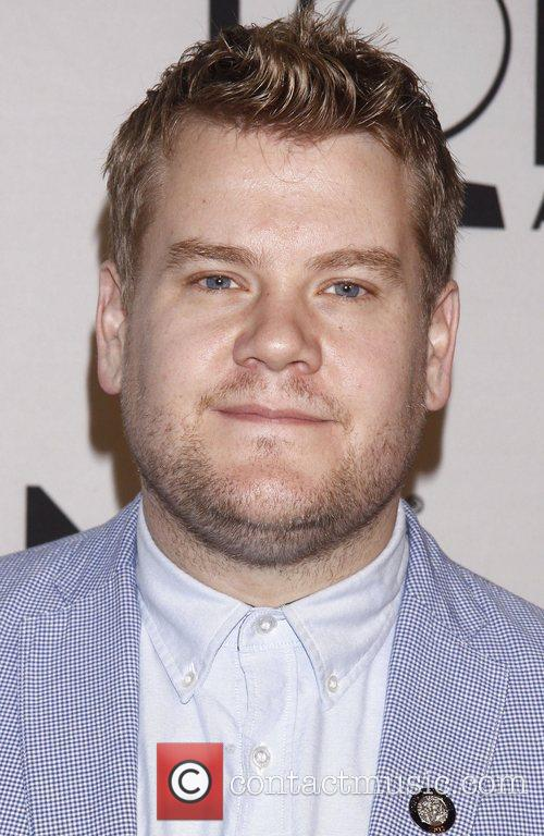 James Corden and Times Square 4
