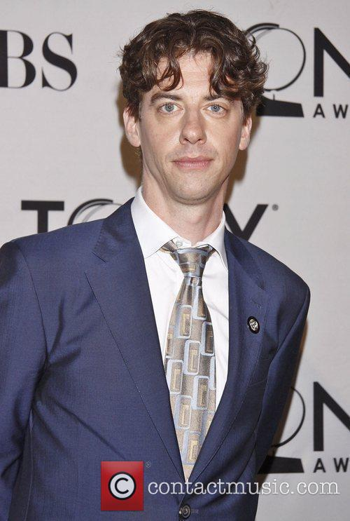 Christian Borle and Times Square 3