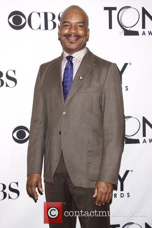 David Alan Grier 'Meet the 2012 Tony Award...
