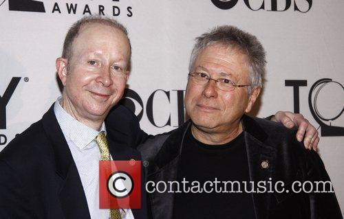 Jack Feldman and Alan Menken 'Meet the 2012...