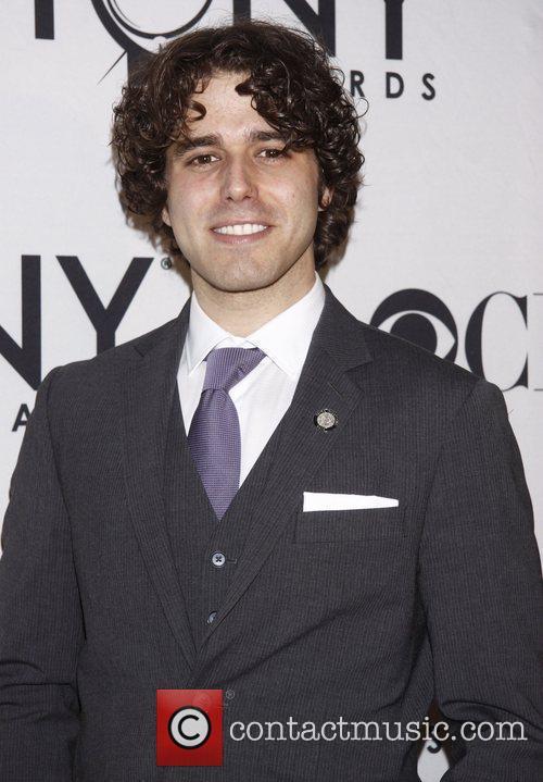 Josh Young 'Meet the 2012 Tony Award Nominees'...