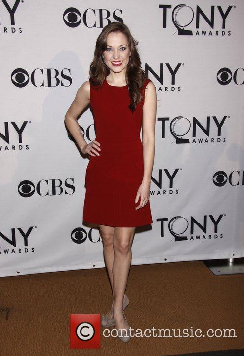 Laura Osnes 'Meet the 2012 Tony Award Nominees'...