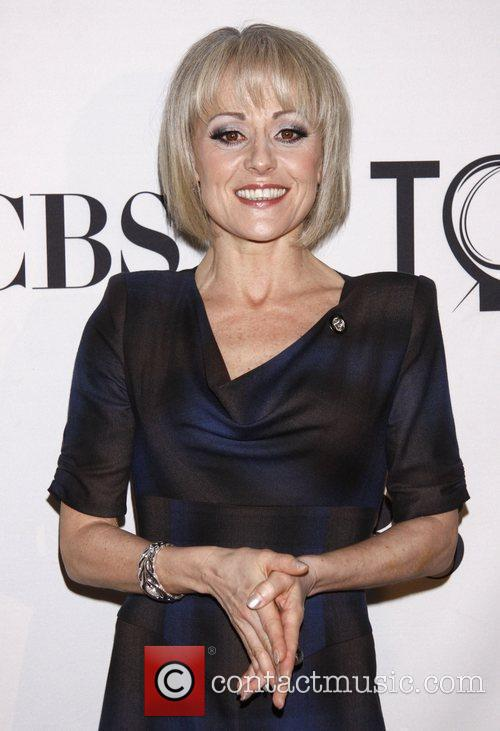 Tracie Bennett 'Meet the 2012 Tony Award Nominees'...