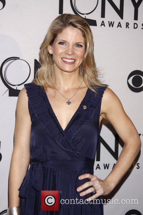 Kelli O'Hara 'Meet the 2012 Tony Award Nominees'...