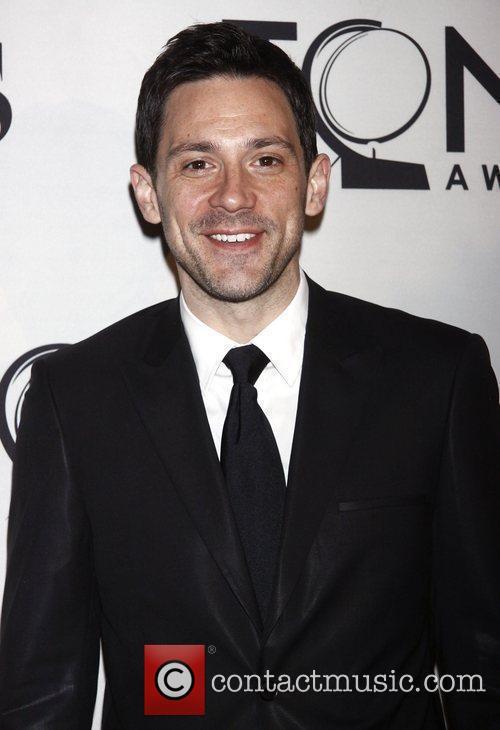 Steve Kazee 'Meet the 2012 Tony Award Nominees'...