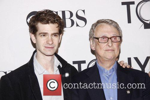 Andrew Garfield and Mike Nichols 'Meet the 2012 Tony Award Nominees...