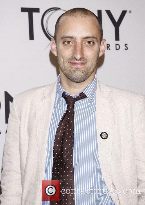 Tom Edden 'Meet the 2012 Tony Award Nominees'...