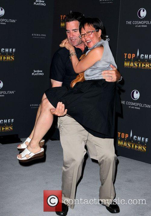 Kerry Heffernan, Patricia Yeo Top Chef Masters Season...