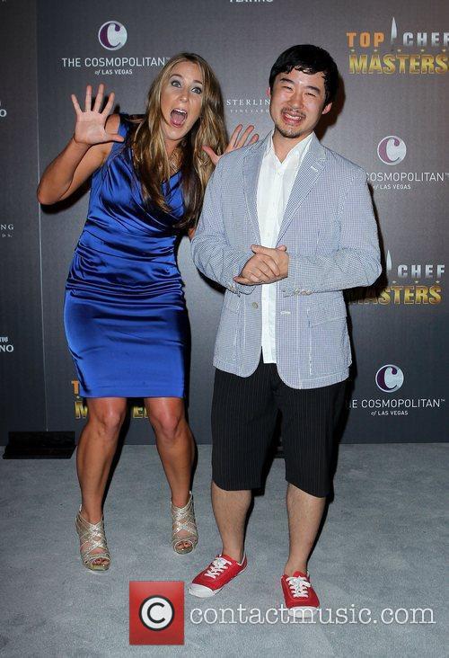 Krista Simmons, Francis Lam Top Chef Masters Season...