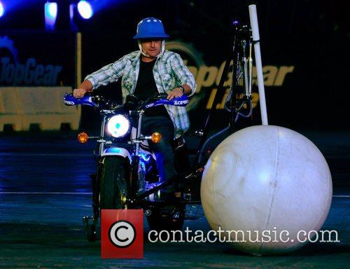Richard Hammond Top Gear Live 2012 from the...