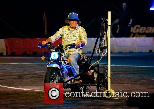 Richard May Top Gear Live 2012 from the...