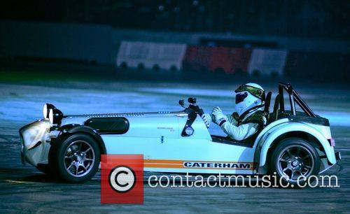 The Stig Top Gear Live 2012 from the...