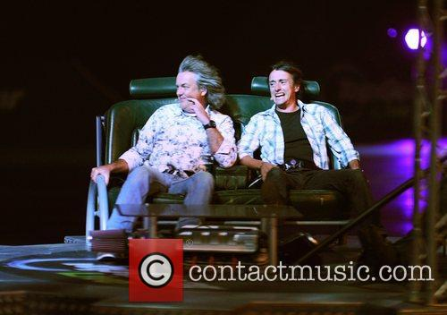 James May and Richard Hammond Top Gear Live...
