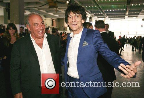 sir phillip green and ronnie wood high 3946291