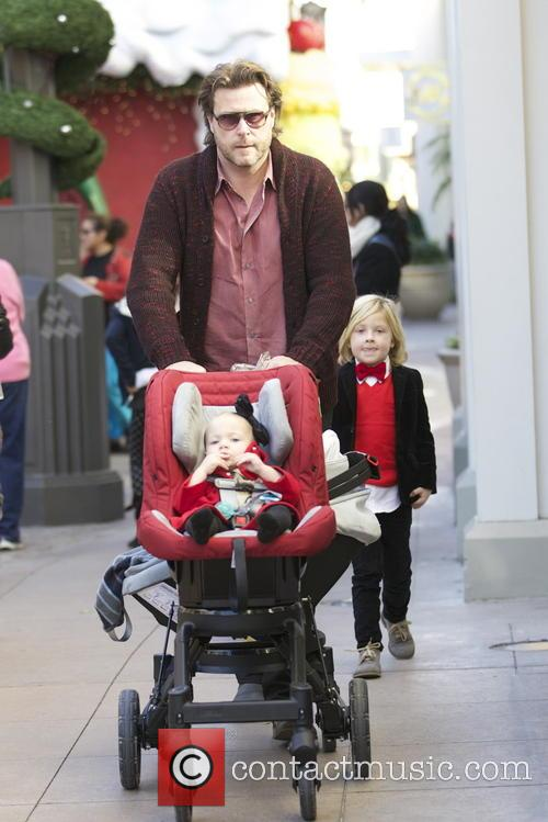 Dean Mcdermott, Finn Mcdermott and Liam Mcdermott 3