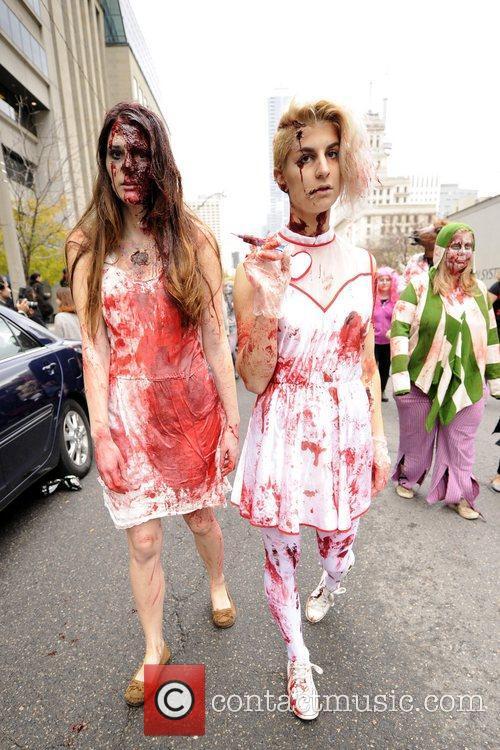 Zombie Nurses  Toronto Zombie Walk 2012 Toronto,...