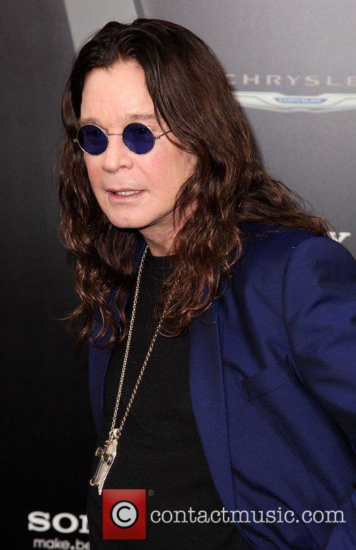 Ozzy Osbourne and Kate Beckinsale 1