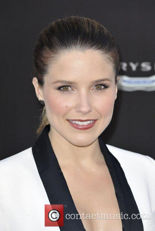 Sophia Bush and Grauman's Chinese Theatre 3