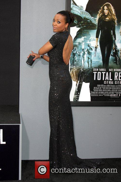 Los Angeles premiere of 'Total Recall' at Grauman's...