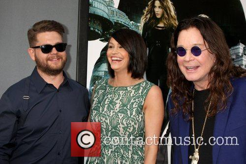 Jack Osbourne, Ozzy Osbourne and Grauman's Chinese Theatre 8