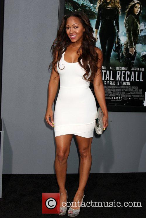 Megan Good and Grauman's Chinese Theatre 6