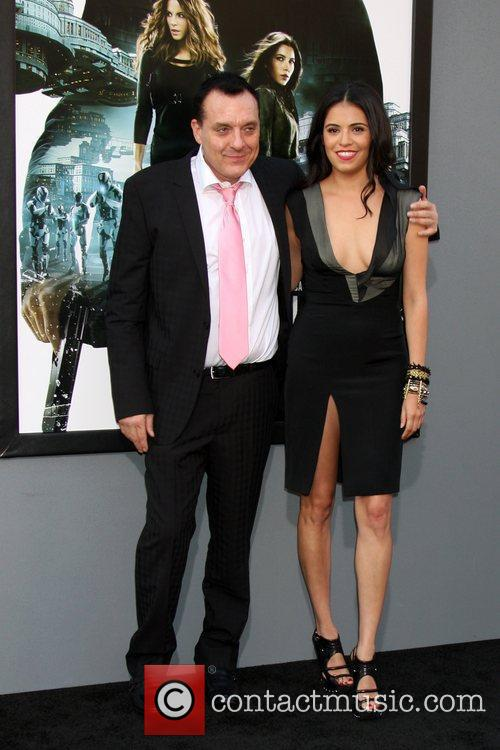 Tom Sizemore and Grauman's Chinese Theatre 2