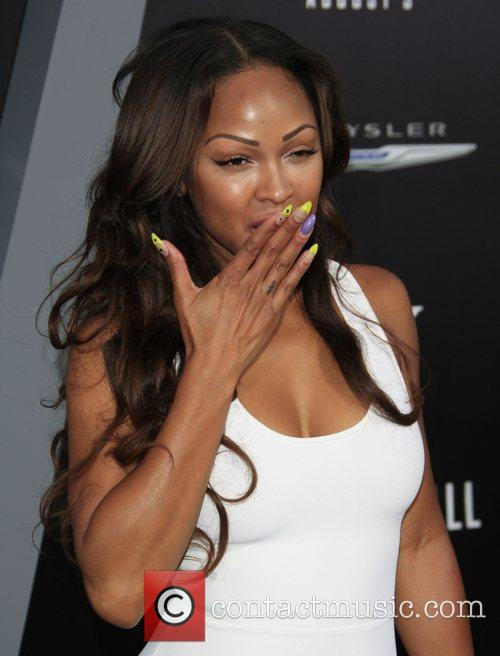 Megan Good and Grauman's Chinese Theatre 9