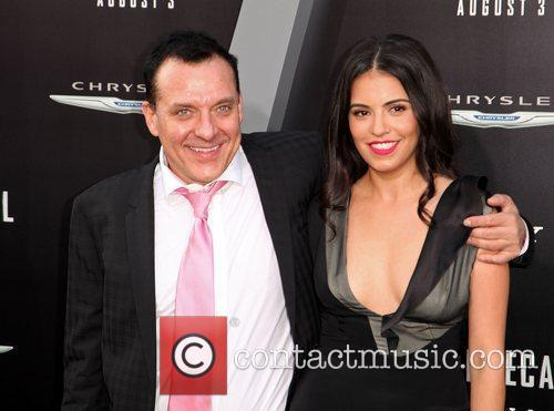 Tom Sizemore and Grauman's Chinese Theatre 3