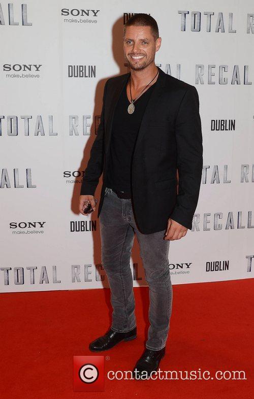 Keith Duffy, Colin Farrell, Jessica Biel and Len Wiseman 1