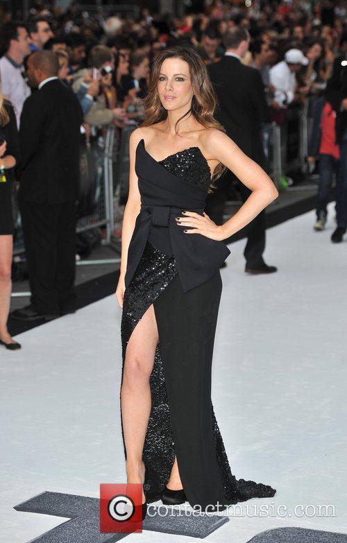 Kate Beckinsale 'Total Recall' UK premiere held at...