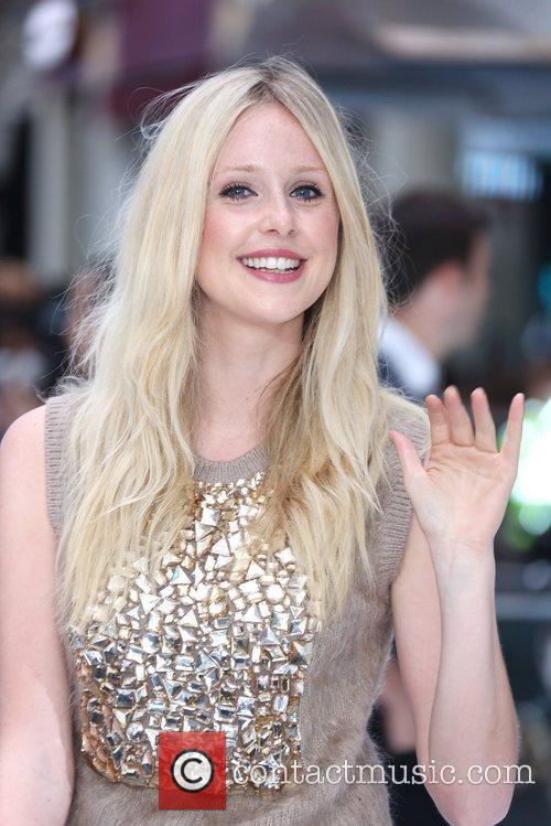 diana vickers london premiere of total recall 5894716
