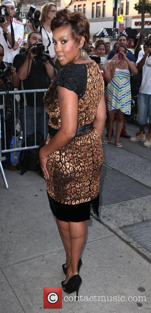 Vivica A. Fox at the New York Premiere...