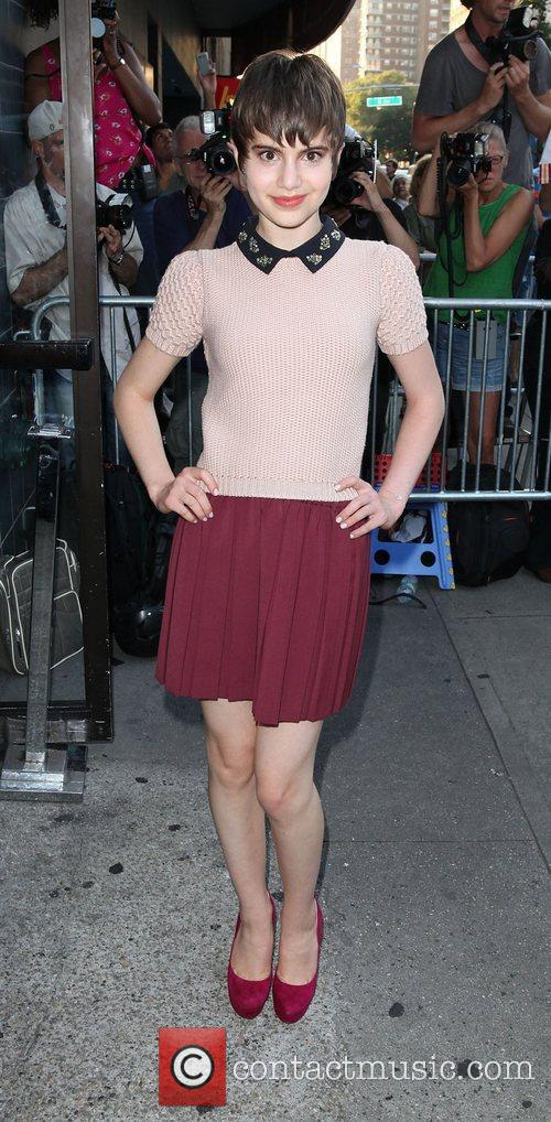 sami gayle at the new york premiere 4018440