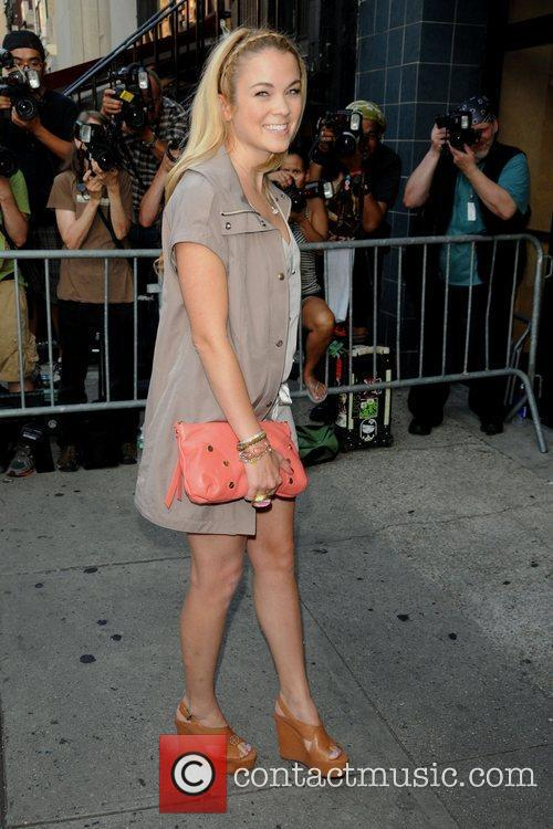 Lenay Dunn  at the New York Premiere...