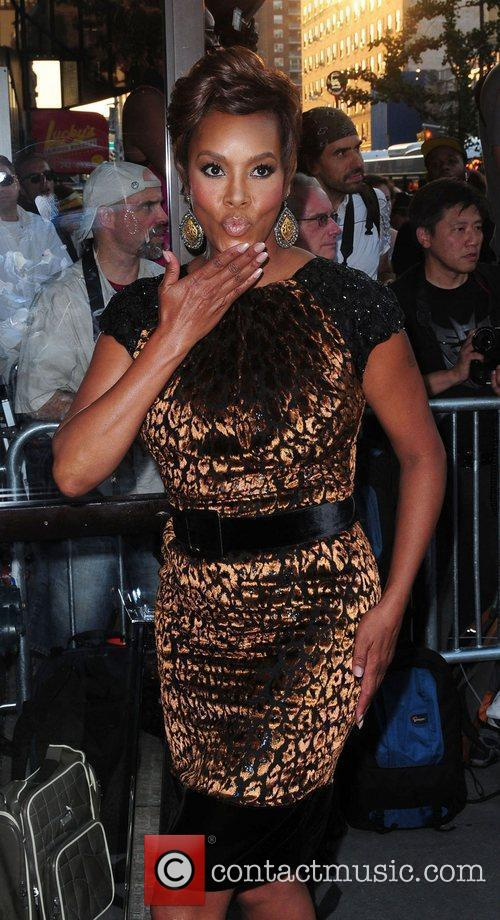 Vivica A. Fox New York Premiere of 'Total...