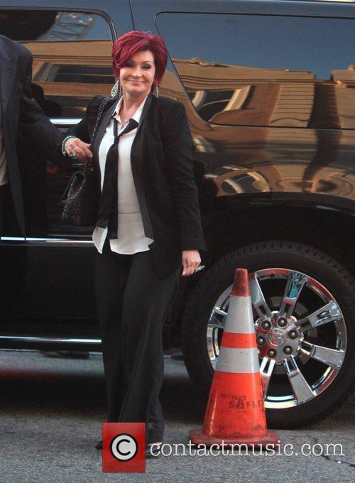 Sharon Osbourne and Grauman's Chinese Theatre 2