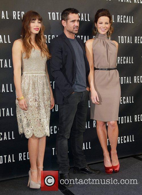Jessica Biel, Colin Farrell and Kate Beckinsale 10