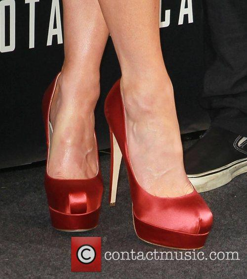 Kate Beckinsale Los Angeles photocall for 'Total Recall',...
