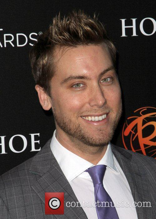 Lance Bass and Hollywood And Highland 2