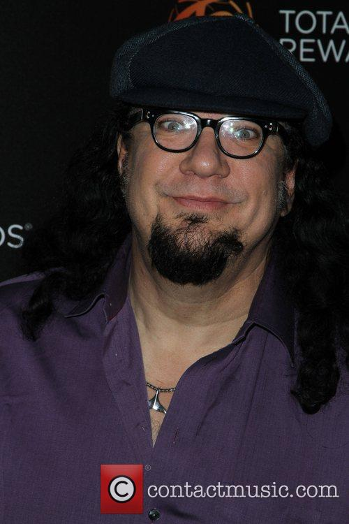 Penn Jillette and Hollywood And Highland 3