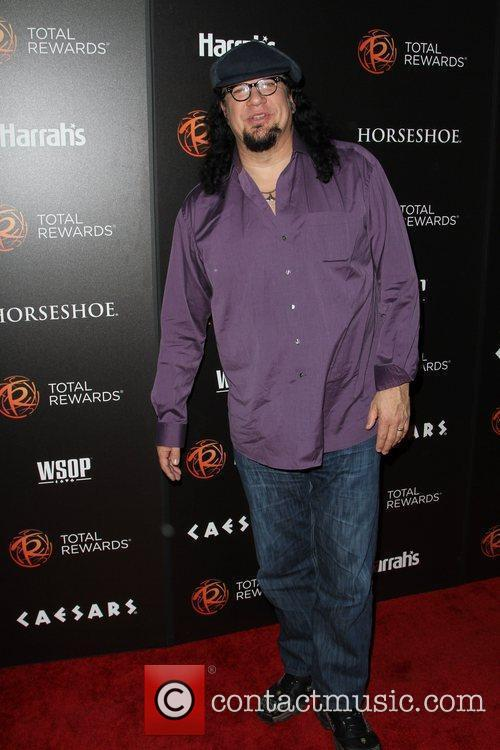 Penn Jillette and Hollywood And Highland 1