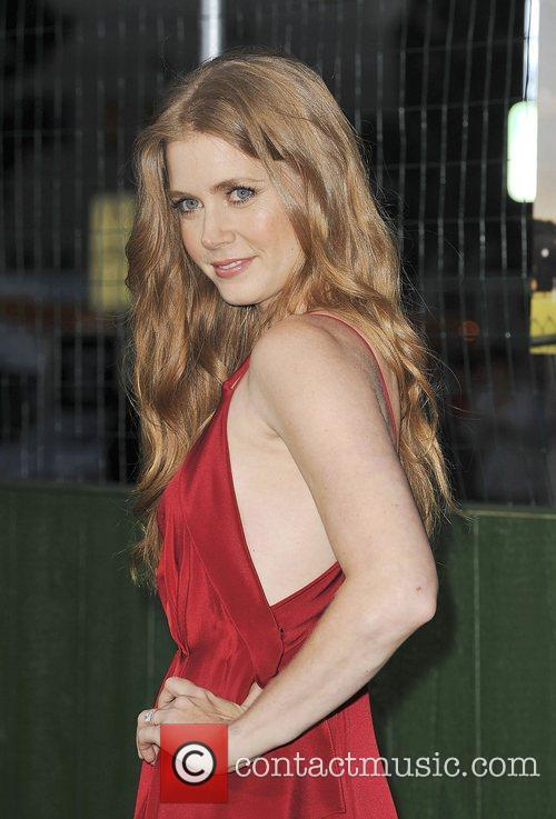 Amy Adams,  at the world premiere of...