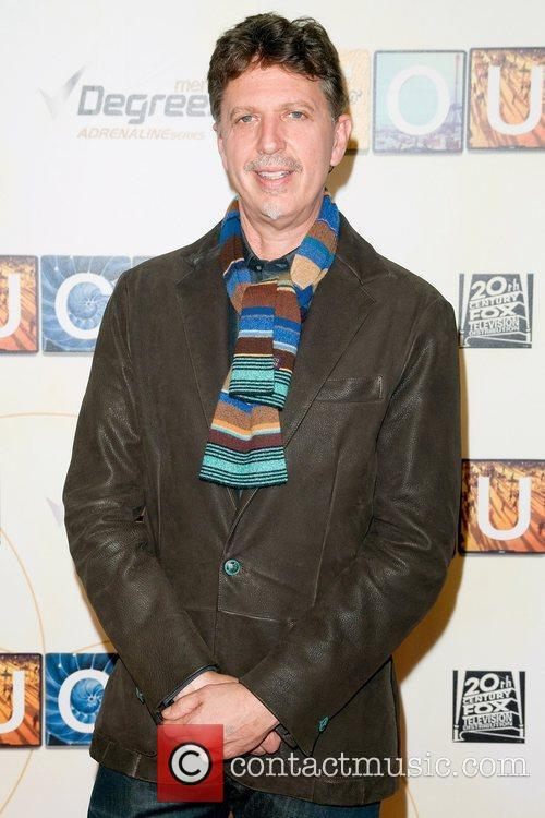 Tim Kring,  at world premiere of 'Touch'...