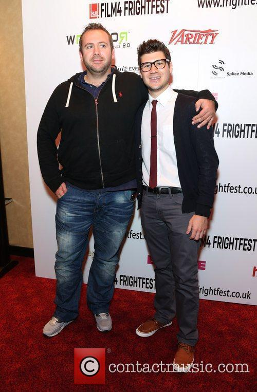 James Nunn and Ronnie Thompson Film4 Frightfest: Tower...