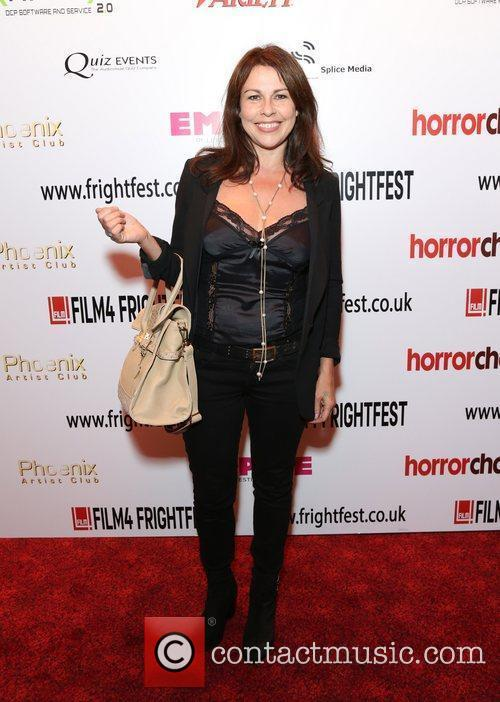 Julie Graham Film4 Frightfest: Tower Block closing film...