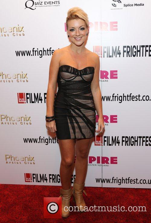 Sheridan Smith Film4 Frightfest: Tower Block closing film...