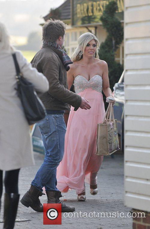 Frankie Essex The Only Way is Essex cast...