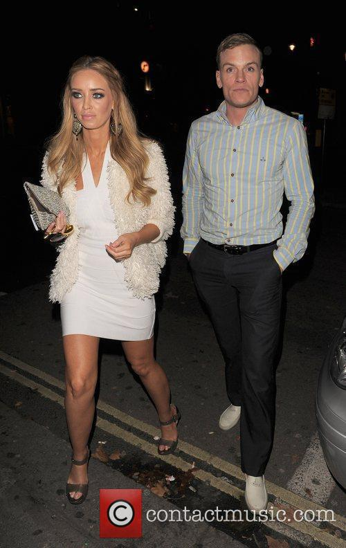 Lauren Pope and Aura Nightclub 11