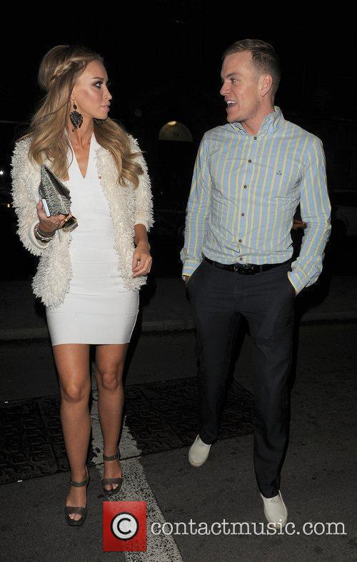 Lauren Pope and Aura Nightclub 6