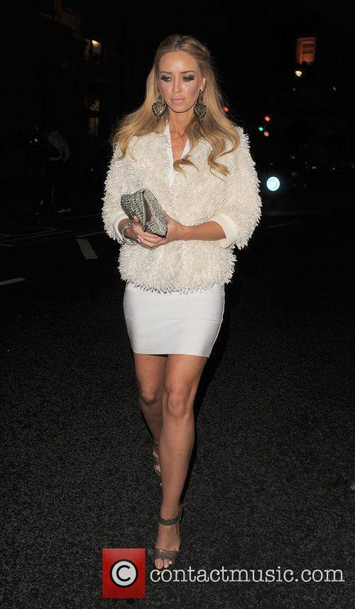 Lauren Pope and Aura Nightclub 7